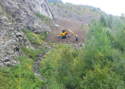 11.Sistemazione_versante_ValPola_Escavatore_ragno_Valdisotto